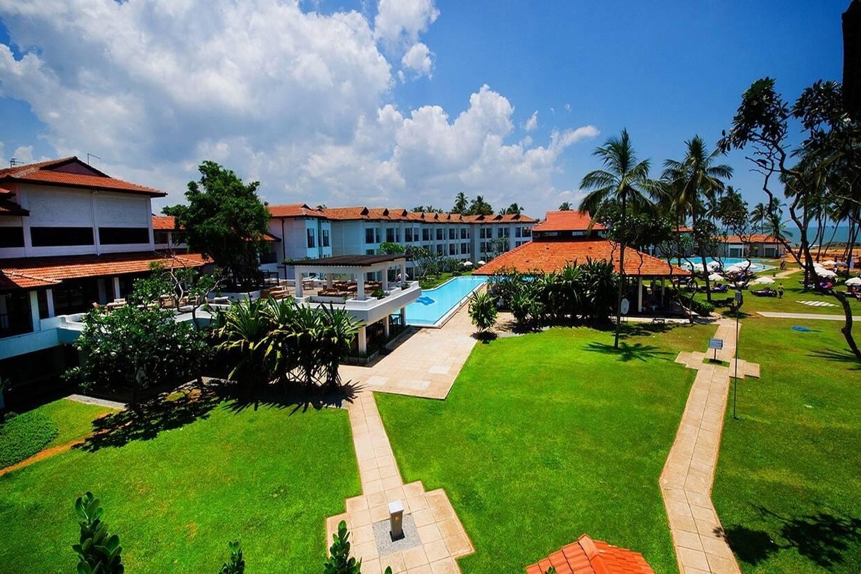 Vue panoramique - Club Dolphin 4* Colombo Sri Lanka