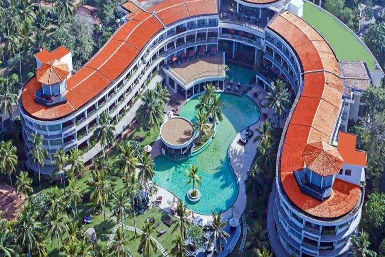Vue panoramique - Eden Resort & Spa 5* Colombo Sri Lanka