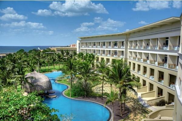 Vue panoramique - Hôtel Heritance Negombo 5* Colombo Sri Lanka