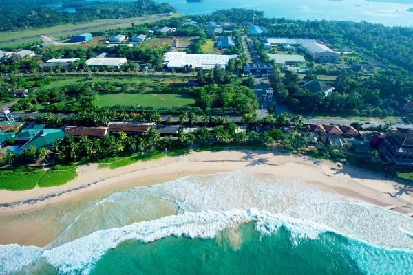 Vue panoramique - Koggala Beach 3* Colombo Sri Lanka