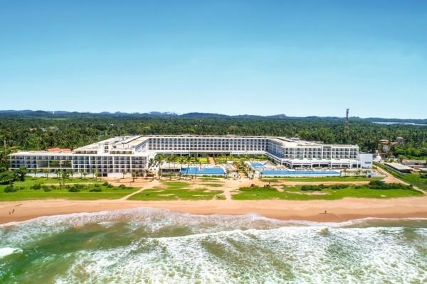 Vue panoramique - Hôtel Riu Sri Lanka 5* Colombo Sri Lanka