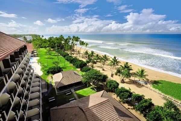 Vue panoramique - Hôtel Turyaa Kalutara 4* Colombo Sri Lanka