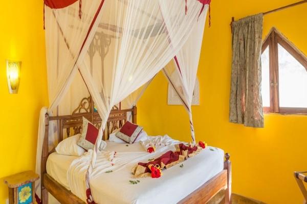 Chambre - Club Kappa Club Waridi Beach Resort & Spa 4* Zanzibar Tanzanie
