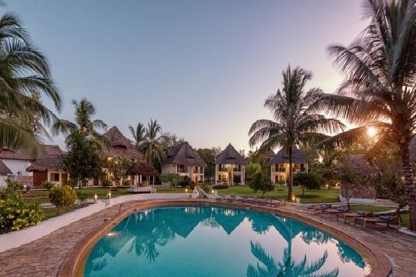 Piscine - Hôtel Filao Beach Zanzibar 4* Zanzibar Tanzanie