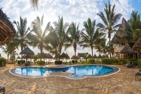 Piscine - Club Kappa Club Waridi Beach Resort & Spa 4* Zanzibar Tanzanie