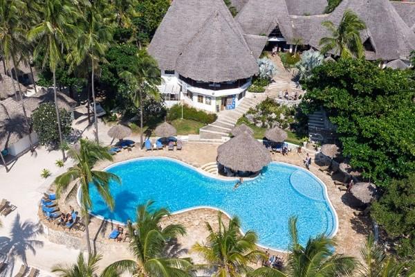 Piscine - Club Kappa Club Zanzibar 5* Zanzibar Tanzanie