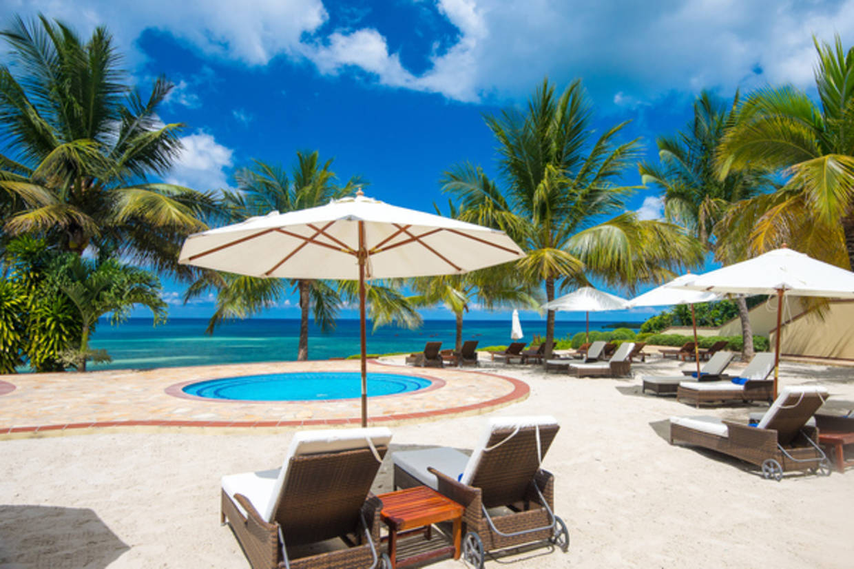 Piscine - Hôtel Sea Cliff Resort & Spa 5* Zanzibar Tanzanie