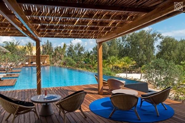Piscine - Hôtel Zuri Zanzibar Hotel & Resort 5* Zanzibar Tanzanie