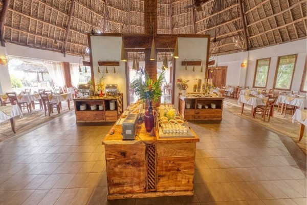 Restaurant - Club Kappa Club Zanzibar 5* Zanzibar Tanzanie