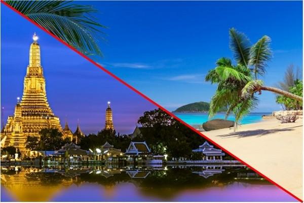 sejour bangkok phuket pas cher