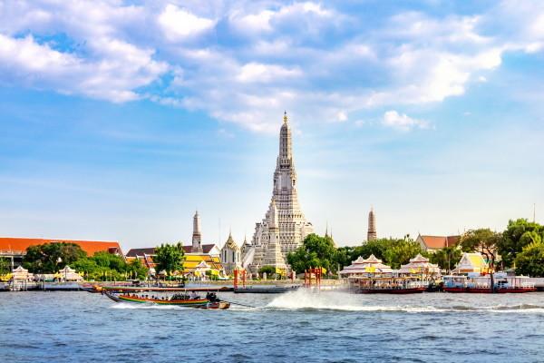 Monument - Hôtel Bienvenue en Thaïlande 4* Bangkok Thailande