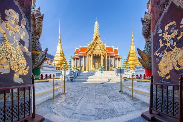 Monument - Bienvenue en Thaïlande