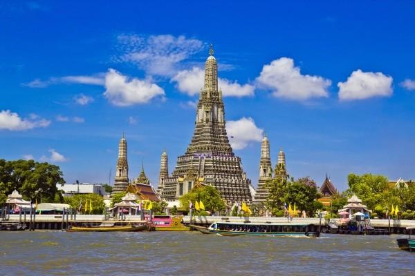 Ville - Hôtel Bienvenue en Thailande 4*