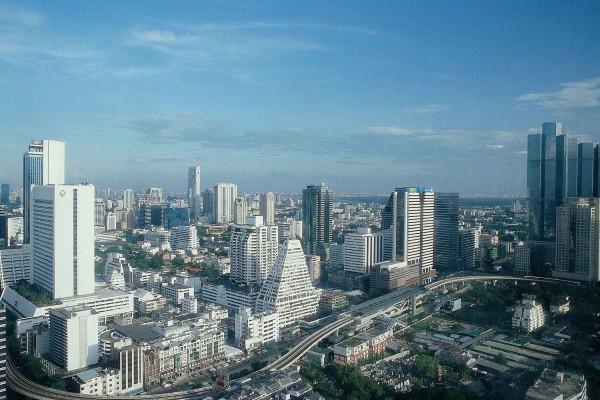 Ville - Hôtel Kappa City Pullman Bangkok Hotel G 5* Bangkok Thailande