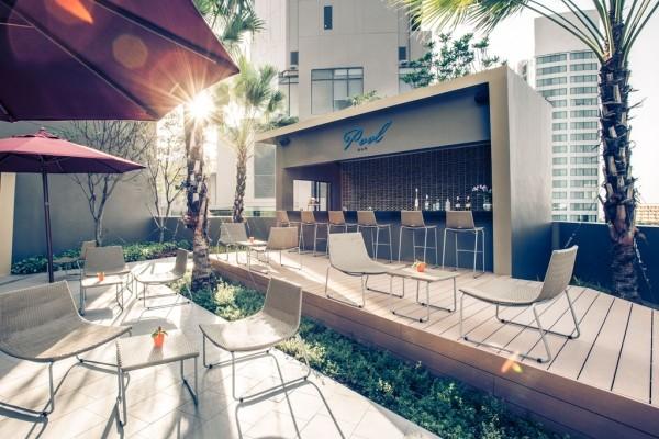 Bar - Mercure Pattaya Ocean Resort 4* Pattaya THAILANDE