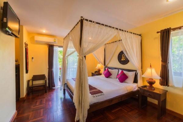 Chambre - Hôtel Coral Bang Saphan 4* Bangkok Thailande