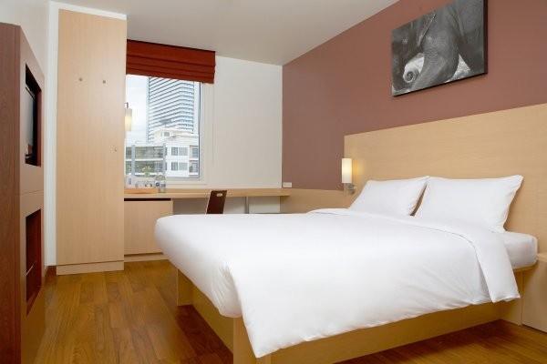 Chambre - Hôtel Ibis Bangkok Sathorn 3*