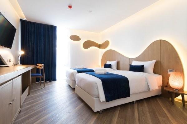 Chambre - Hôtel Klub-Hotel Bangkok 4* Bangkok Thailande