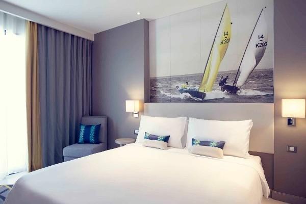 Chambre - Mercure Pattaya Ocean Resort 4* Pattaya THAILANDE