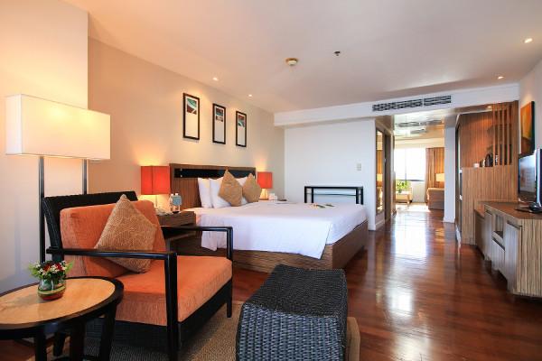 Chambre - Novotel Hua Hin Cha Am Beach Resort & Spa 4* Hua Hin Thailande