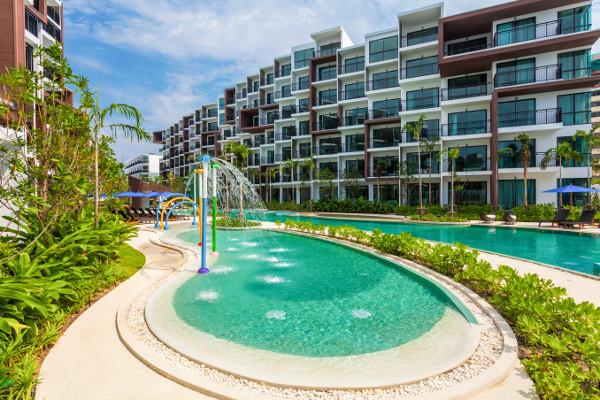 Facade - Centra Maris Resort Jomtien 4* Bangkok Thailande