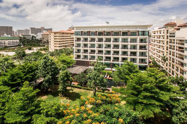 H tel fifth jomtien bangkok thailande partir pas cher for Hotel bangkok piscine pas cher