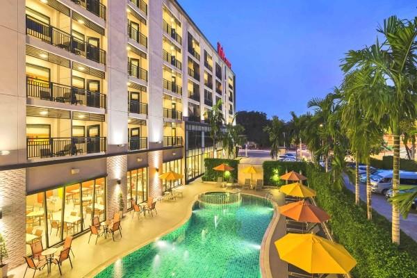 Facade - Ibis Hua Hin 3* Bangkok Thailande