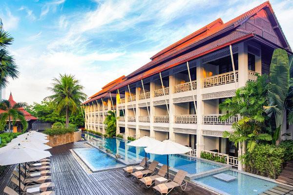 Facade - Pullman Pattaya Hotel G 5* Bangkok Thailande