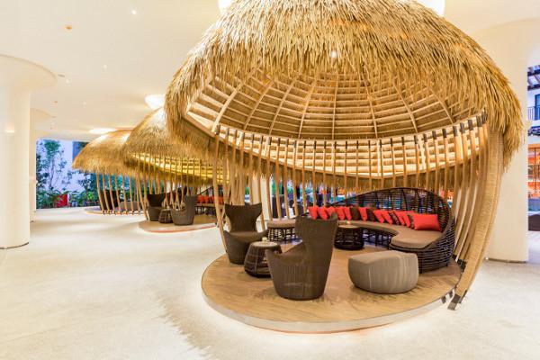 Hall - Centra Maris Resort Jomtien 4* Bangkok Thailande