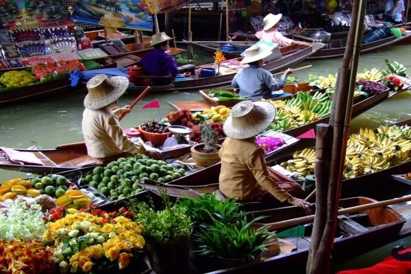Ville - Hôtel Bienvenue en Thailande 3* Bangkok Thailande
