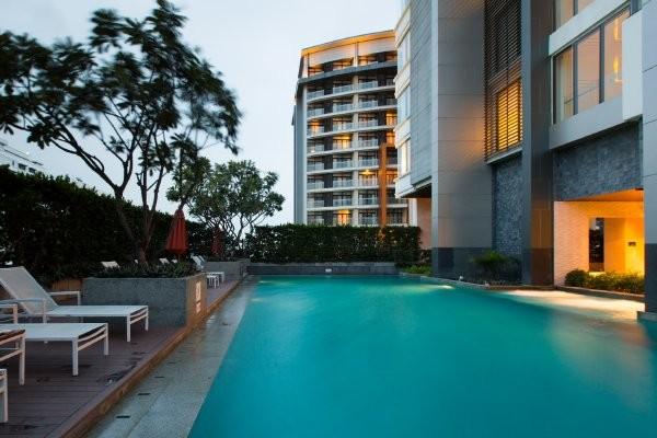 Piscine - Hôtel Aetas Bangkok 5* Bangkok Thailande