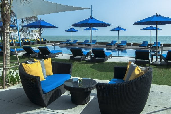Piscine - Amari Hua Hin (seaside Resort & Spa) 4* Bangkok Thailande