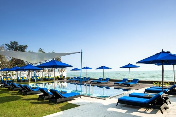 Piscine - Amari Hua Hin (seaside Resort & Spa) 4* Bangkok Thailande