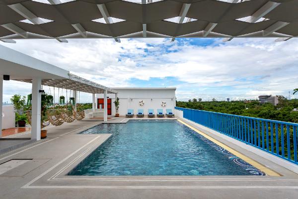 Piscine - Costa Well Resort Pattaya 4* Pattaya THAILANDE