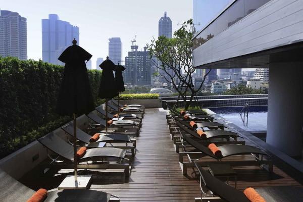 Piscine - Hôtel Kappa City Pullman Bangkok Hotel G 5* Bangkok Thailande