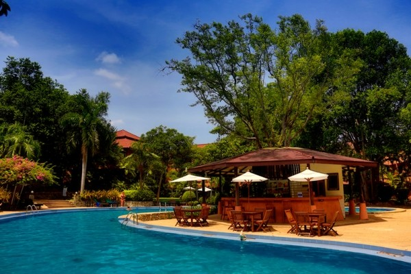 Piscine - Loma Resort & Spa Pattaya 3* Pattaya THAILANDE