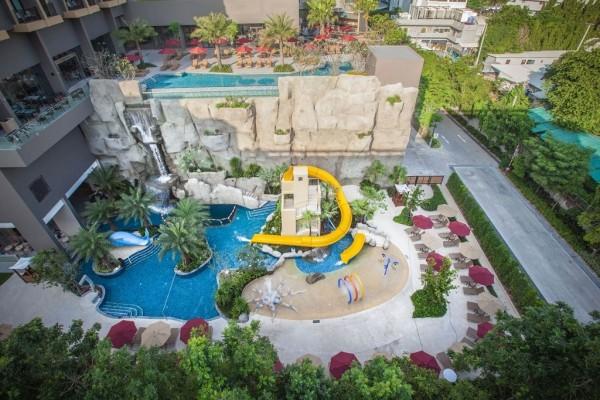 Piscine - Mercure Pattaya Ocean Resort 3*