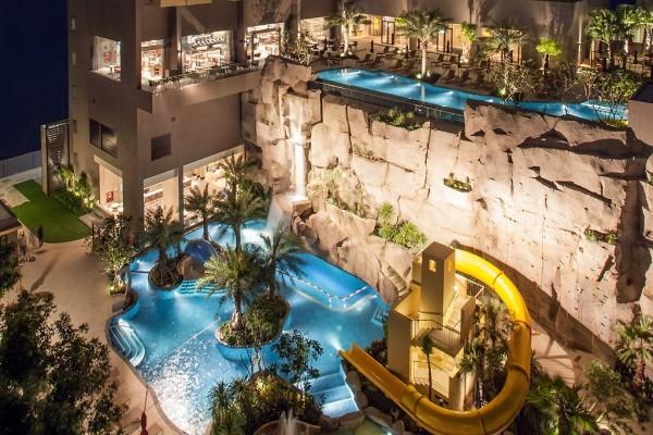 Piscine - Mercure Pattaya Ocean Resort 4* Pattaya THAILANDE