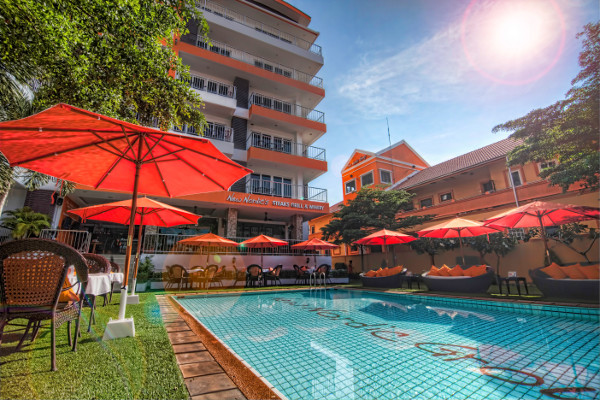 Piscine - New Nordic Pattaya