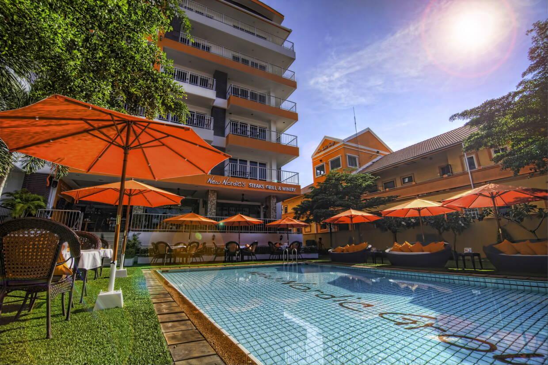 Piscine - New Nordic Pattaya 3* Pattaya THAILANDE