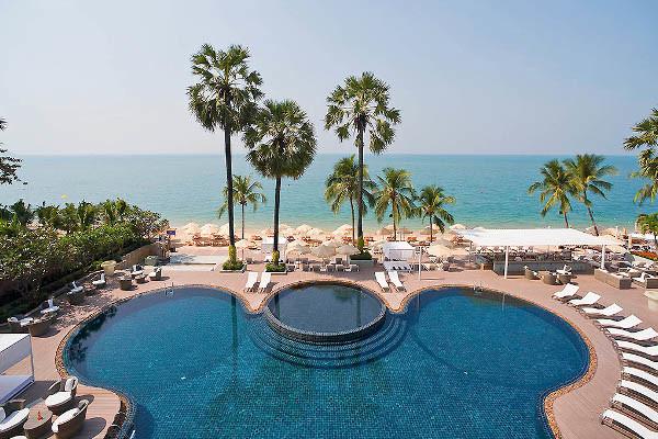 Piscine - Pullman Pattaya Hotel G 5*