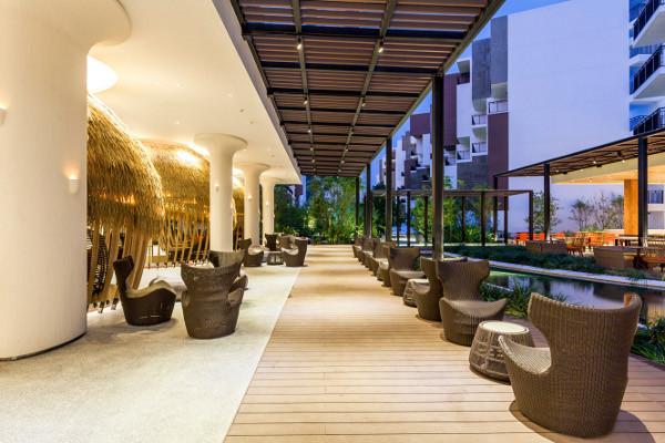 Reception - Centra Maris Resort Jomtien 4* Bangkok Thailande