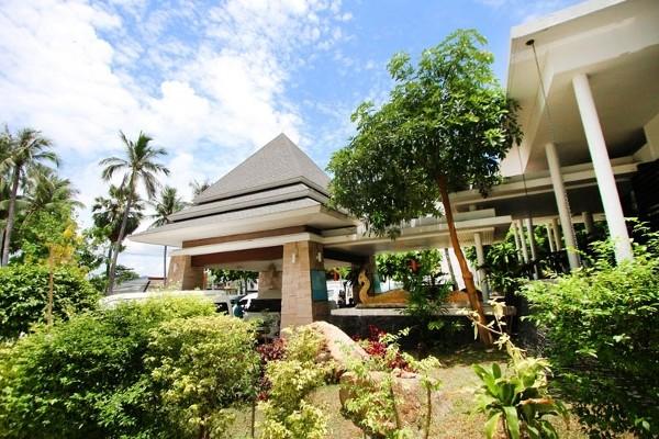 Facade - Al's Laemson 4* Koh Samui Thailande