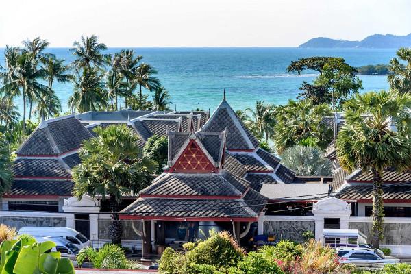 Facade - Novotel Samui Resort Chaweng Beach Kandaburi 4* Koh Samui Thailande