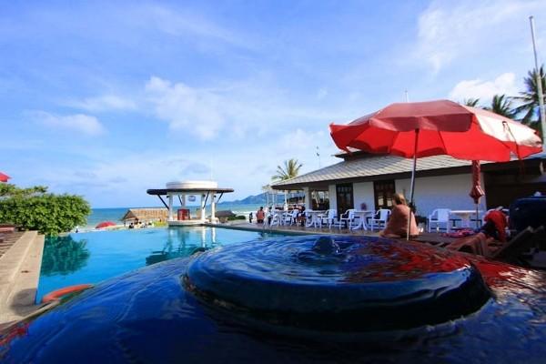 Piscine - Hôtel Al's Resort Samui 3*
