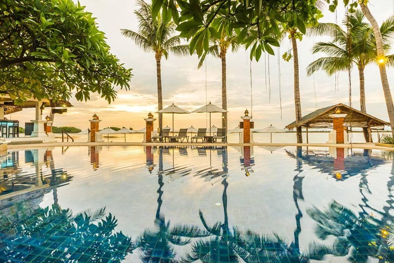 Piscine - Dara Samui Beach Resort 4* Koh Samui Thailande