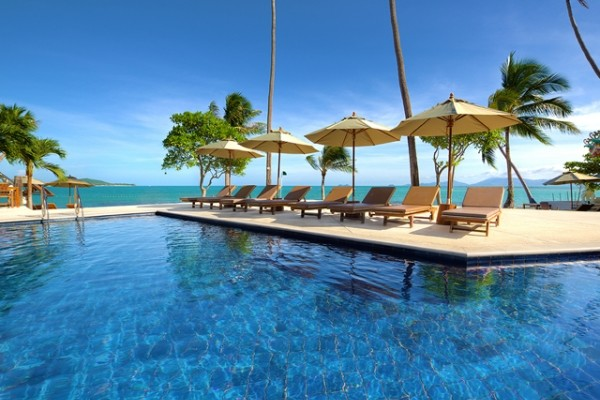 Piscine - Fair House Villas And Spa 4* Koh Samui Thailande