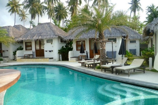Piscine - Lazy Days Samui Beach Resort 3* Koh Samui Thailande