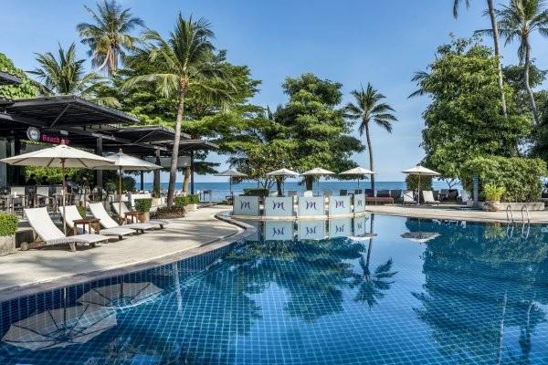 Piscine - Hôtel Mercure Koh Samui Beach Resort 4* Koh Samui Thailande