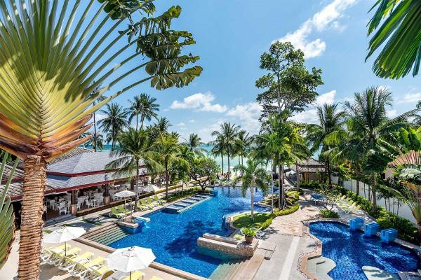 Piscine - Novotel Samui Resort Chaweng Beach Kandaburi
